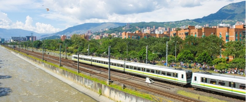 Top 10 países Latinos con más subterráneos (metros)
