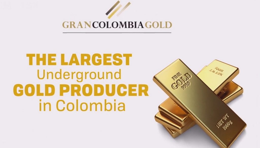 Gran Colombia Gold